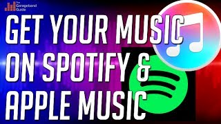 Baixar Get Your Music On Spotify & Apple Music