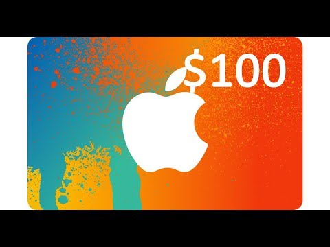 How To Get $100 ITunes Gift Card