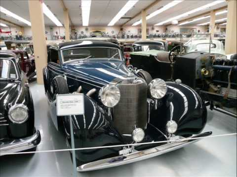 Car Museum 01 Paraparaumu Southward NZ
