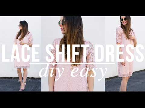 diy-very-easy-lace-shift-dress