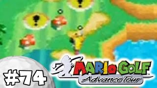 Mario Golf Advance Tour Walkthrough Part 74: Small Drives, Long Course
