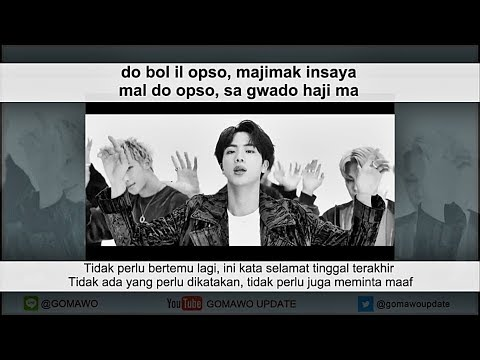 Easy Lyric BTS - MIC DROP (feat Steve Aoki Remix) by GOMAWO [Indo Sub]