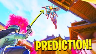 When Overwatch Players Make 300 IQ Predictions..!! - Overwatch Moments Montage