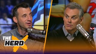 Colin Cowherd and Doug Gottlieb have different opinions about UMBC's win over UVA | THE HERD