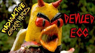 """Radioactive Chicken Heads """"deviled Egg"""" El Pollo Diablo Music Video"""