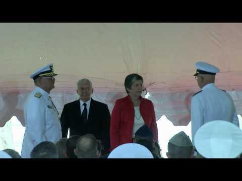 Coast Guard Commandant Change of Command
