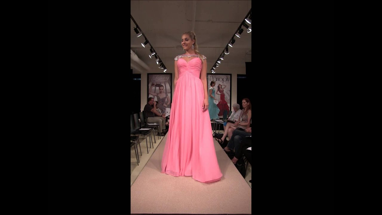 Prom Dress 2016 by Panoply 14788 - YouTube