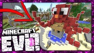 SQUELMO MEETS GRIAN!? | Minecraft Evolution SMP | #66