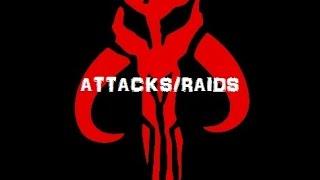 ROBLOX- Attack/Raid   Killing T.N.G.J.O Jedi W/ T.S.E Sith