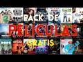 Pack de Películas Gratis con MEGA - YouTube