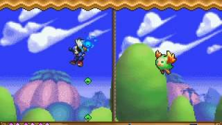 Game Boy Advance Longplay [100] Klonoa Empire of Dreams