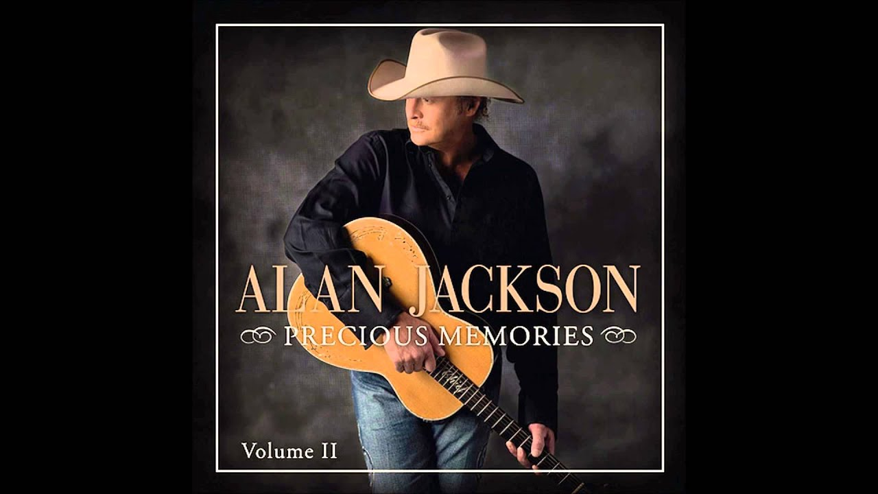 Alan Jackson There Is Power In The Blood Youtube