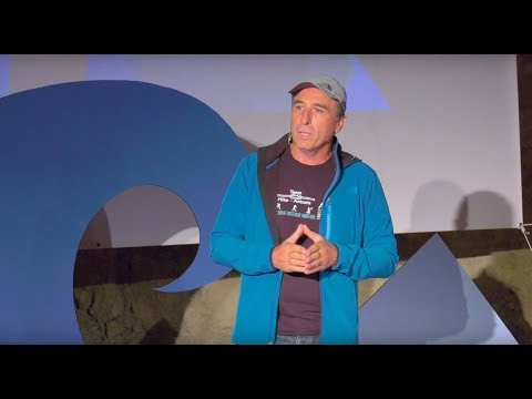 Climbing Mount Everest | Antonios Sykaris | TEDxRhodes