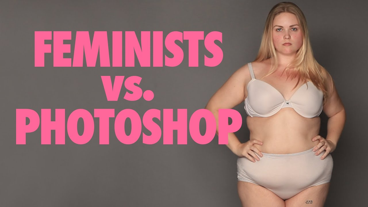 feminists vs photoshop the new fckh8 campaign where women stand feminists vs photoshop the new fckh8 campaign where women stand up to sexist beauty standards