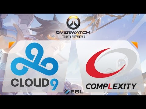Overwatch - Cloud9 vs. compLexity - Overwatch Atlantic Showdown - Gamescom Finals - Group B
