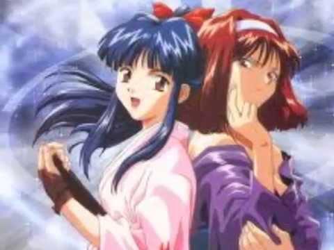 Lyrics Teikoku kagekidan Sakura wars Opening