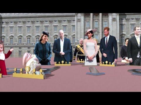 AFP news agency: The British Royal Family | AFP Animé