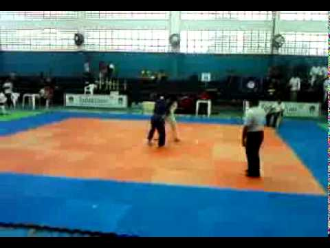 Wendel Barbosa (AM) vs Leonardo Castro (AM) - JEAs