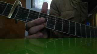 Demo Intro Cha và con gái Guitar