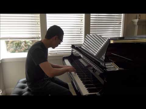 Metallica - Fade to Black - Piano Arrangement by Dwayne (HD)