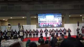 東京消防庁出初式に行ってきました。THE NEW YEAR'S FIRE REVIEW 絆の力...