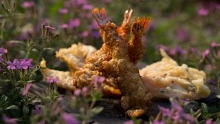 Креветки Темпура в Кокосовом Кляре || iCOOKGOOD on FOOD || Морепродукты