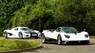Best car show lineup ever?  - Cars leaving Supercar Sunday 2014