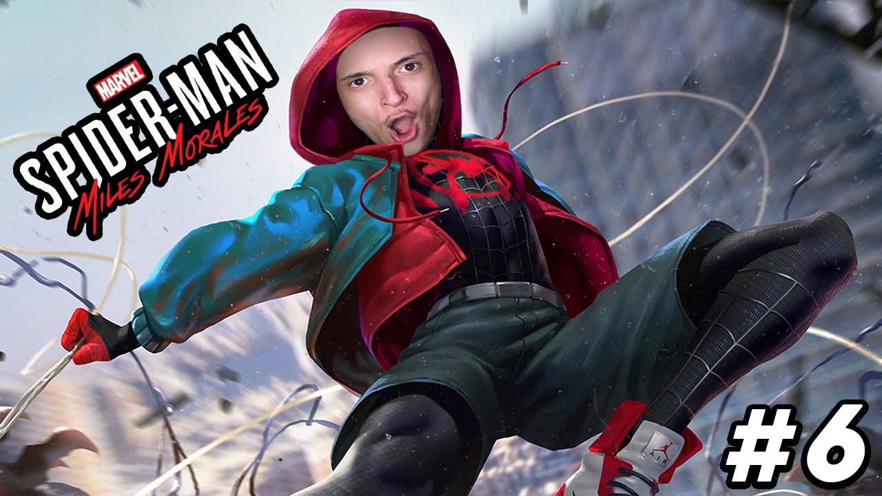 Download LA BATTAGLIA FINALE   SPIDER-MAN MILES MORALES #6 [PS5 GAMEPLAY]