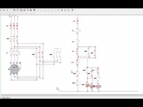 CADe SIMU V2.0 con PLC (ESTRELLA TRIANGULO manual o aut