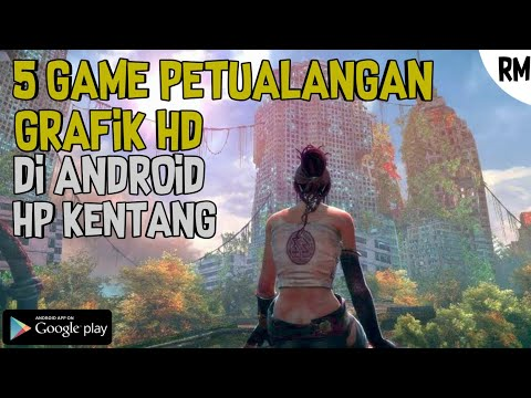 5 Game MMORPG Open World Android / IOS Ringan Untuk Ram 1gb / 2gb Terbaik HP Kentang 2020 Part 2.