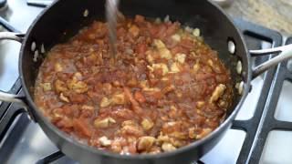 Healthy Chicken Chili Recipe - Chickenrecipebox.com
