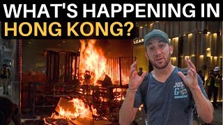 What's Happening in Hong Kong? (2019 Protests)