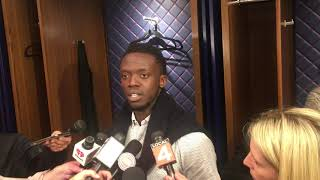 Reggie Jackson proud of Pistons' effort vs. Bucks