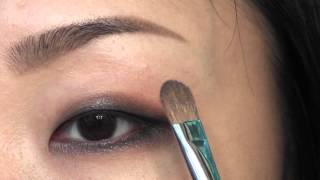 Dolly Brown Eye Makeup Thumbnail