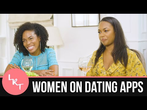 Women on Dating Apps | Ladies' Round Table | A Black Love Series