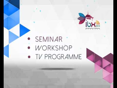 Indonesia Broadcasting Expo 2014 (Promo)