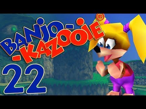 Banjo Kazooie (Blind) -22 - MARIO PARTY???
