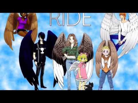 Maximum Ride book trailer(parody)