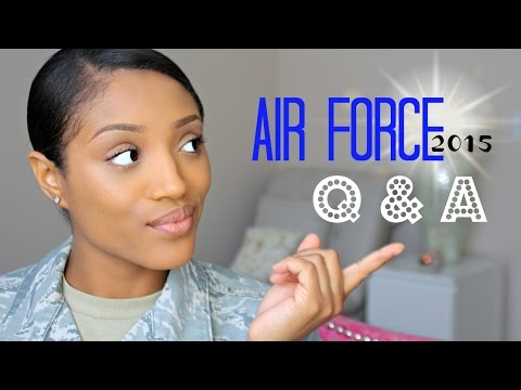 Air Force Q&A- Juggling YouTube, Basic Training, ASVAB Tips