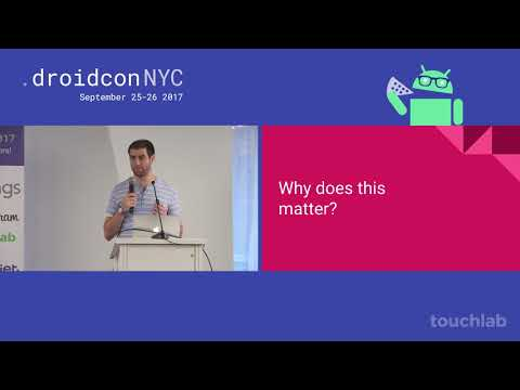droidcon NYC 2017 - Optimizing Dagger on Android: Developer Workflow and Runtime Performance