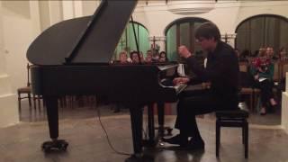Domenico Scarlatti: 6 Sonatas (K. 110, 111, 147, 205, 204a, 240) - Jan Dušek - piano /LIVE/