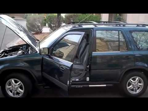 1999 Honda CRV For Sale - YouTube