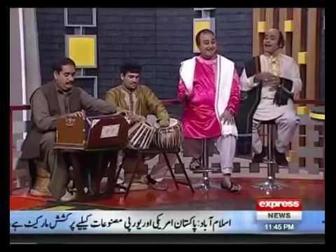 Mehdi hasan brothers funny parody comedy Khabardar Aftab Iqbal Part 5 2017