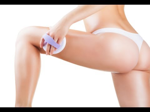 Effective ways to get rid of cellulite