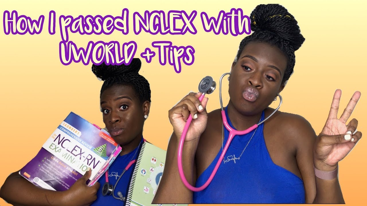 I USED UWORLD FOR NCLEX & I CRIED + LIVE REACTION | CHINYERE VICTORIOUS