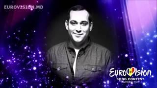 Mihai Radu - I walk through fire (Eurovision 2016 Moldova selection)