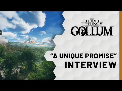 """The Lord of the Rings: Gollum 