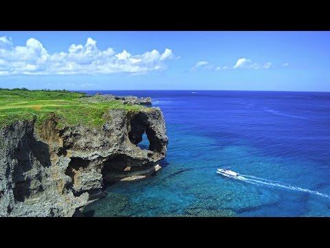 [ 4K Ultra HD ] 沖縄の海•沖縄本島 Main island of Okinawa ( Shot on RED )