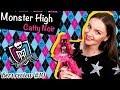 Catty Noir (Кэтти Нуар) Monster High (Школа Монстров) Обзор и Распаковка\ Review Y7729