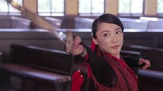 台湾でブレイクを果たし、今年は日本での活動も開始予定の女優・藤岡麻...